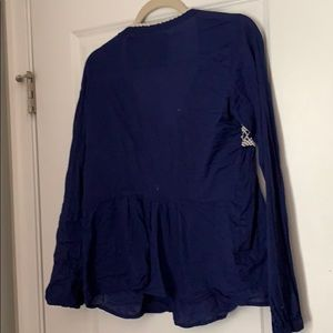 Odd Molly Tops - Odd Molly unincorporated blouse size 2